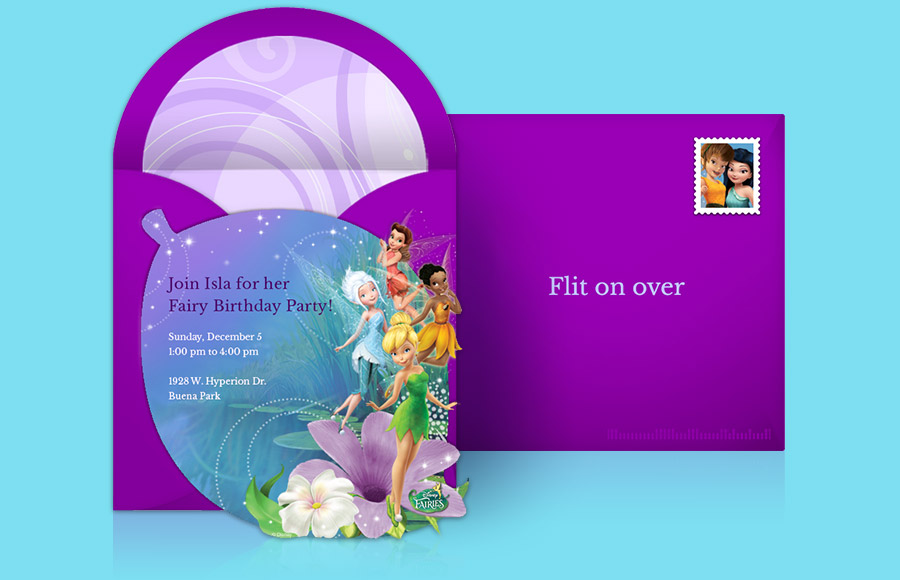 Plan a Disney Fairies Party!