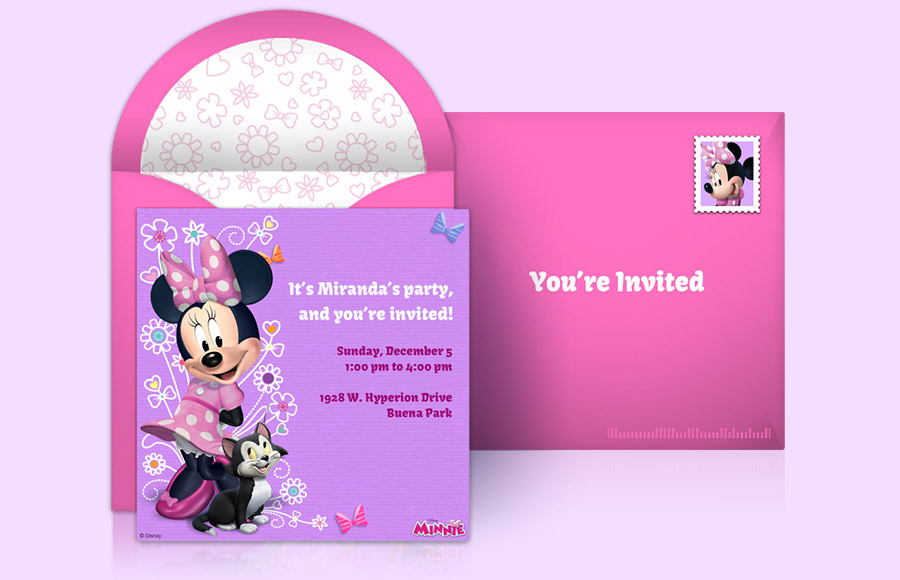 Plan a Minnie Mouse Party!