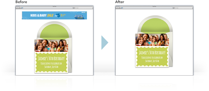 Memberships remove ads 678x295