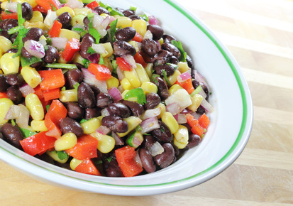 Thai Black Bean Salad Recipe
