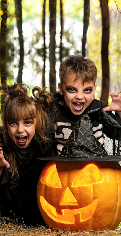 Kids halloween party themes