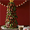 How to Create a Delicious Christmas Tree Centerpiece