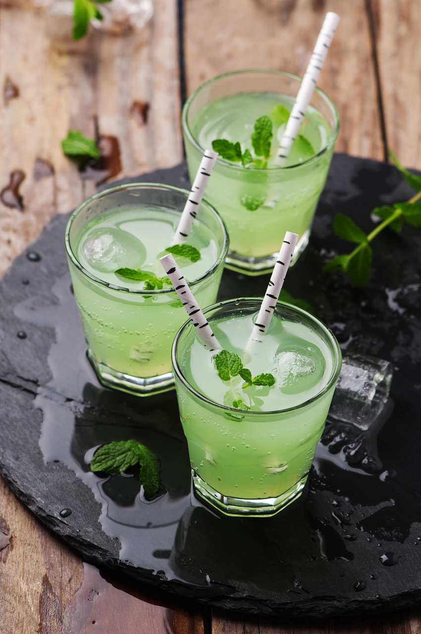 St. Patrick's Day Recipe: Green Punch