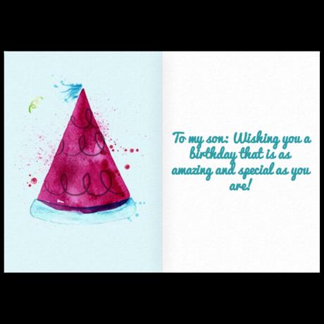 happy birthday son  free birthday card for him, happy birthday, Birthday card