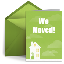 Free Moving Announcement Ecards