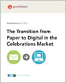 The Transition from Paper to Digital in the Celebrations Market
