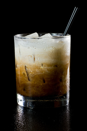 White Russian Winter Cocktail Recipe